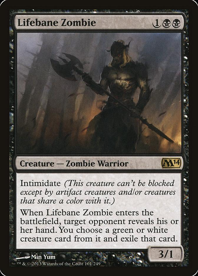 Lifebane Zombie [M14]