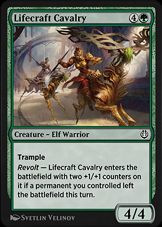 Lifecraft Cavalry [KLR]