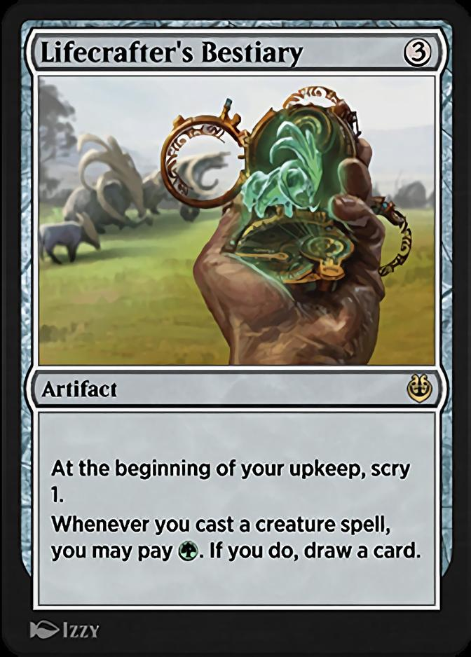 Lifecrafter's Bestiary [KLR]