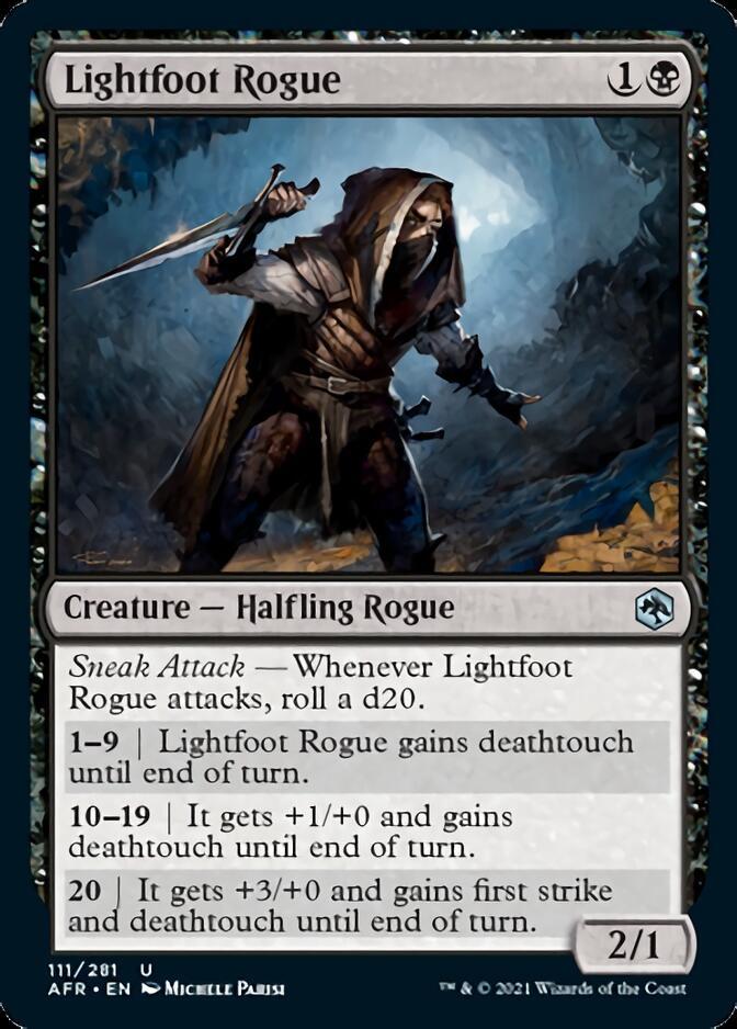 Lightfoot Rogue [AFR]