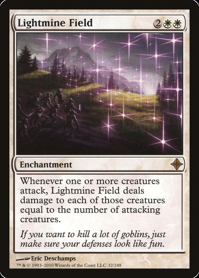 Lightmine Field [ROE]
