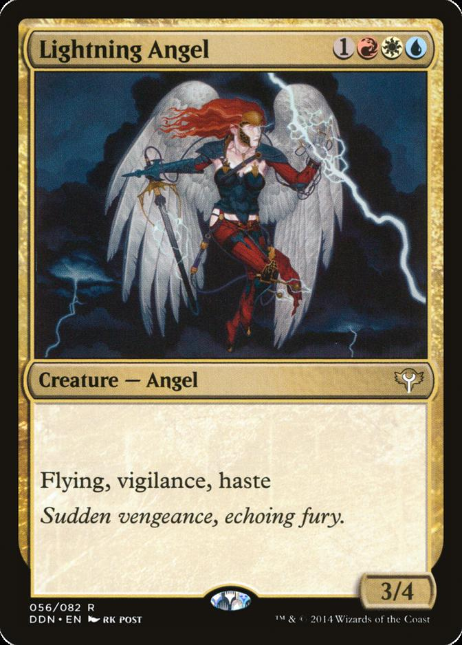 Lightning Angel [DDN]