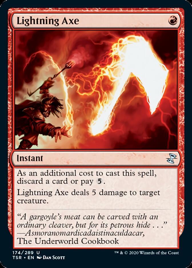 Lightning Axe [TSR]