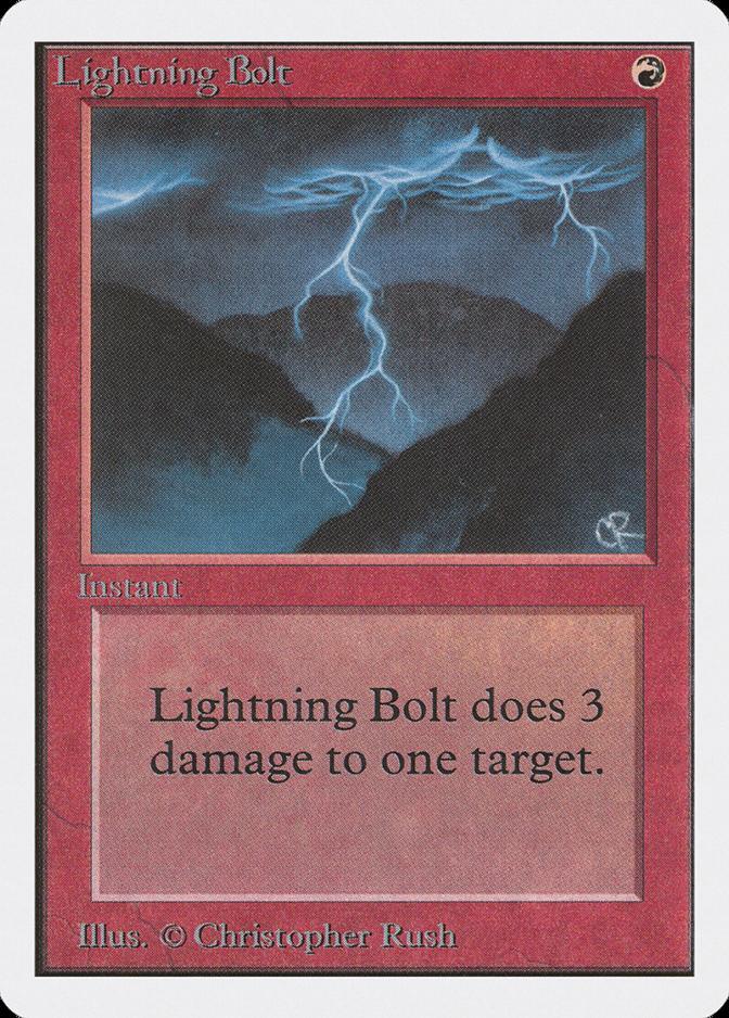 Lightning Bolt [2ED]