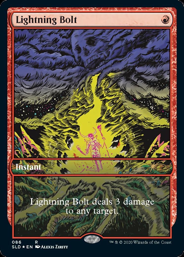 Lightning Bolt <86> [SLD] (F)