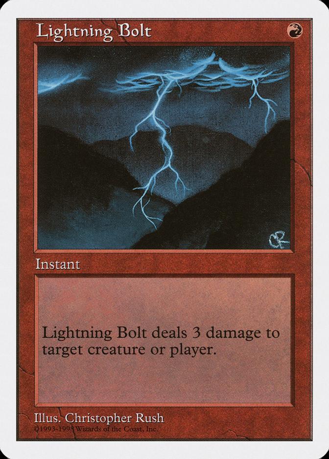Lightning Bolt [ATH]