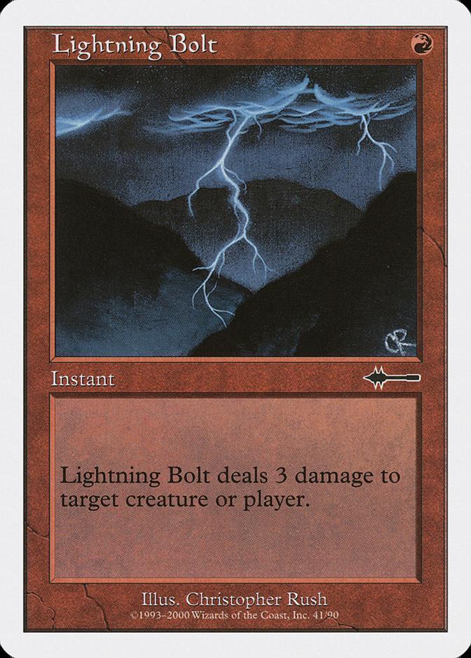 Lightning Bolt [BTD]