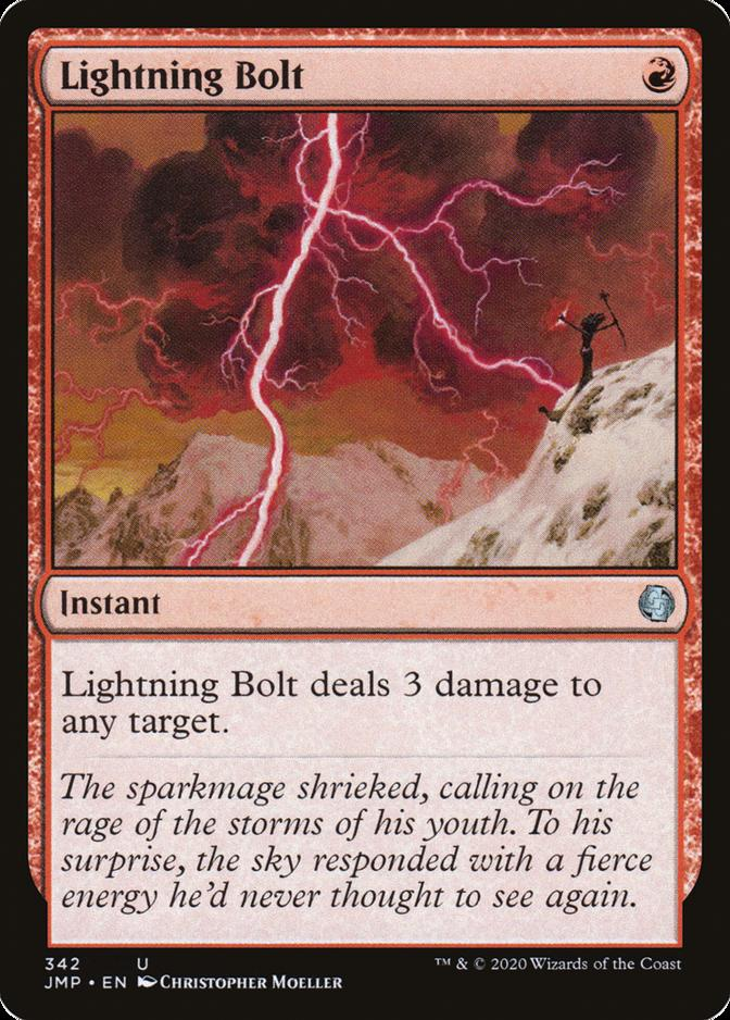 Lightning Bolt [JMP]