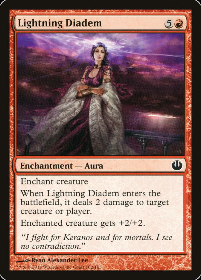 Lightning Diadem [JOU]