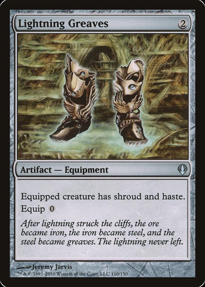 Lightning Greaves [ARC]