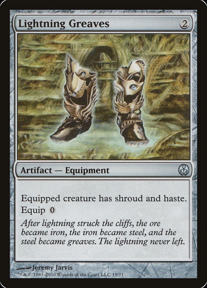 Lightning Greaves [DDE]