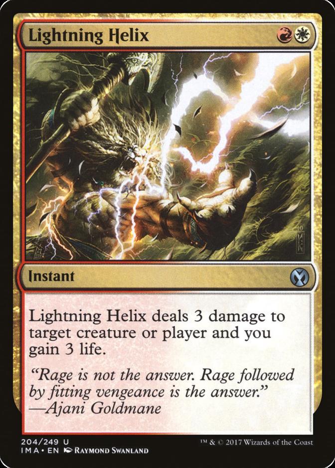 Lightning Helix [IMA] (F)