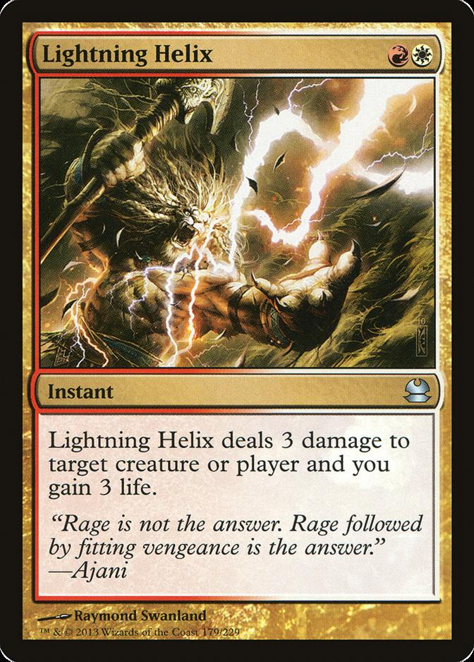 Lightning Helix [MMA] (F)