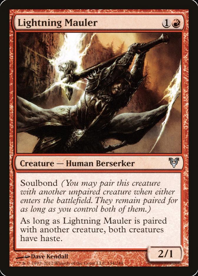 Lightning Mauler [AVR]