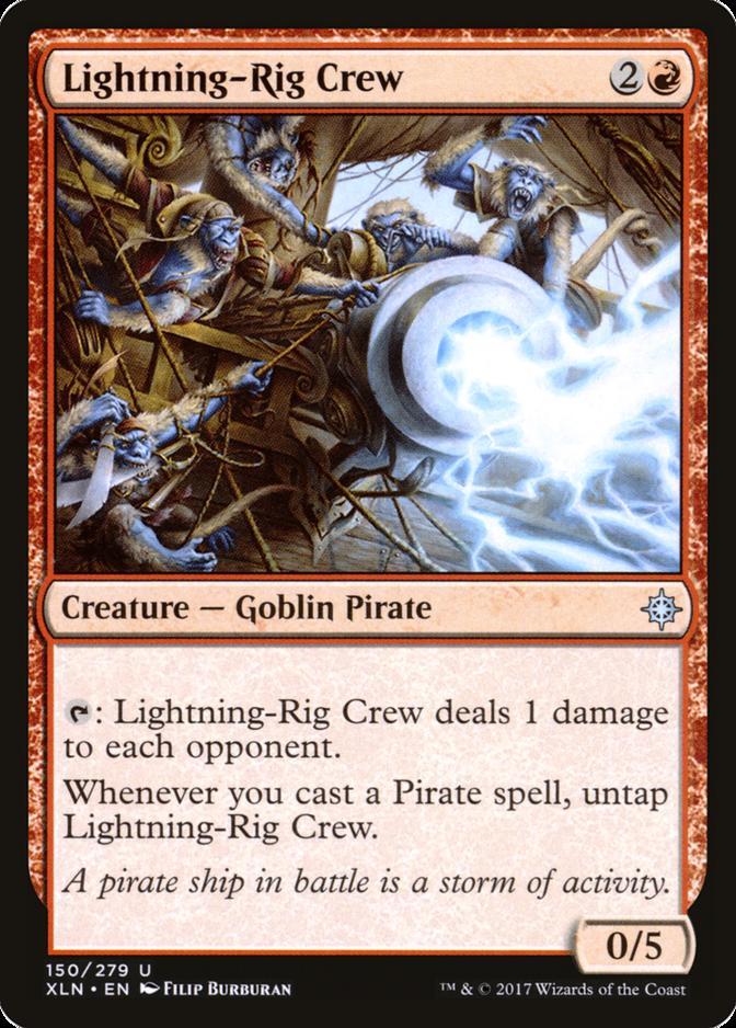 Lightning-Rig Crew [XLN] (F)