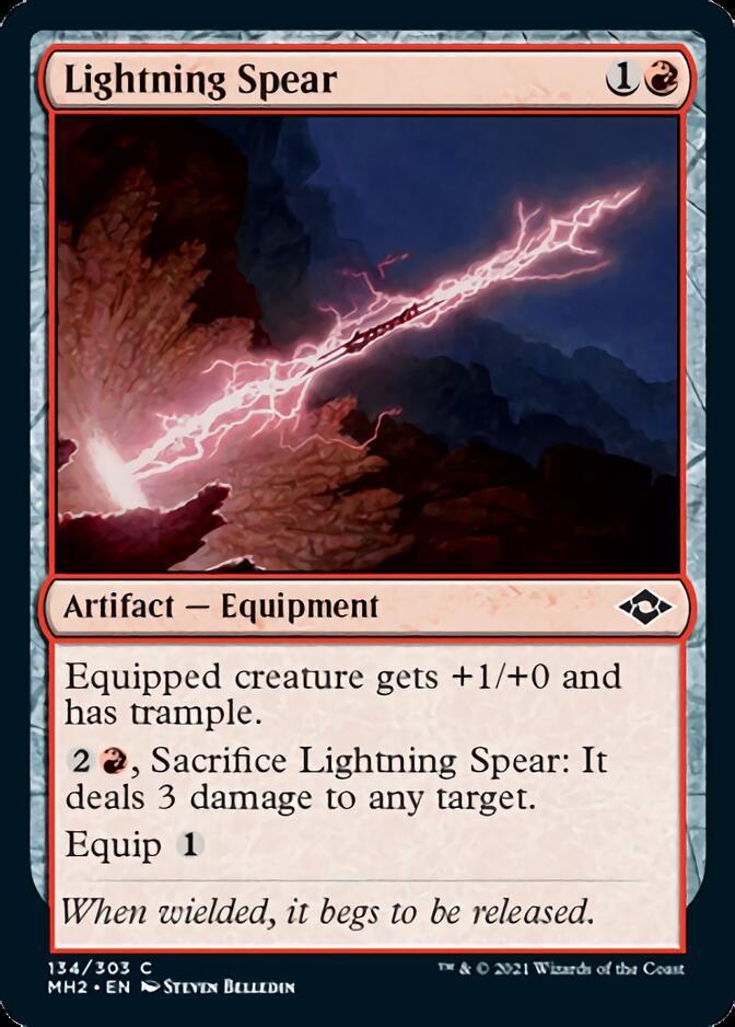 Lightning Spear [MH2]