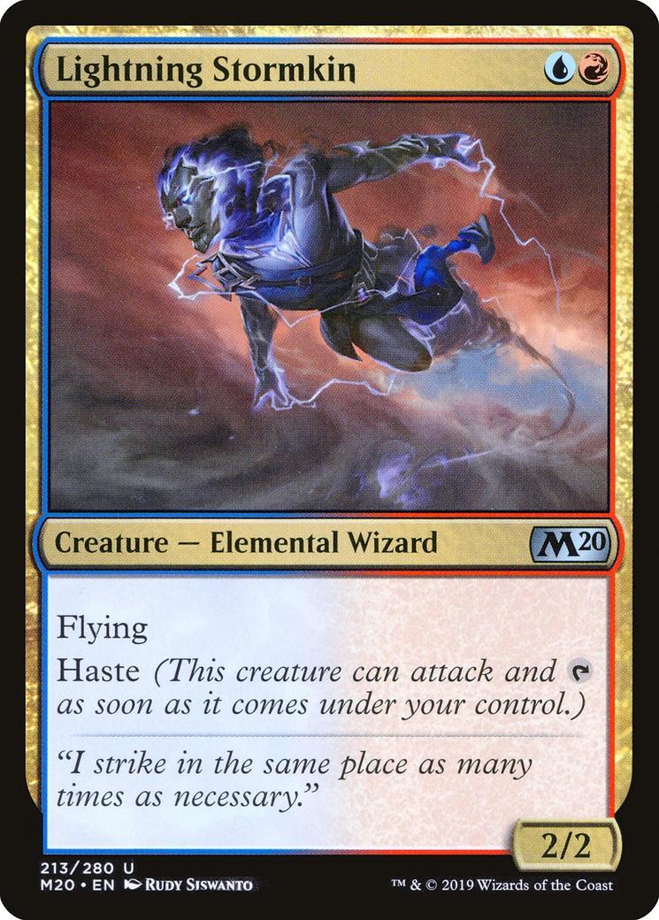 Lightning Stormkin [M20]