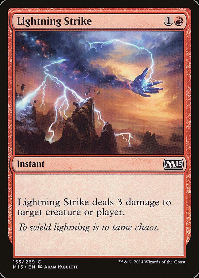 Lightning Strike [M15]