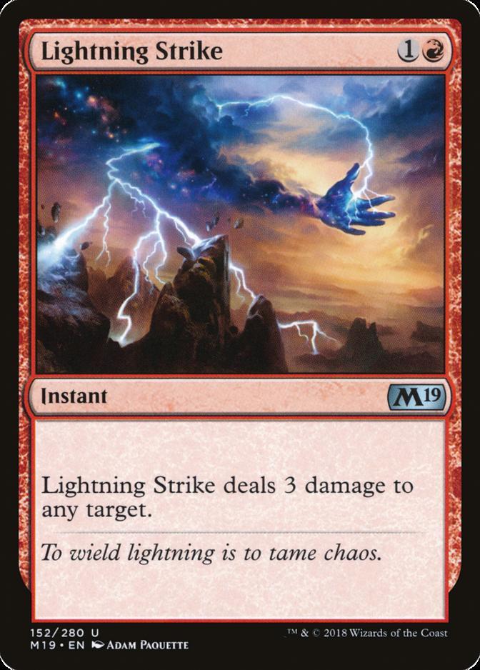 Lightning Strike [M19]