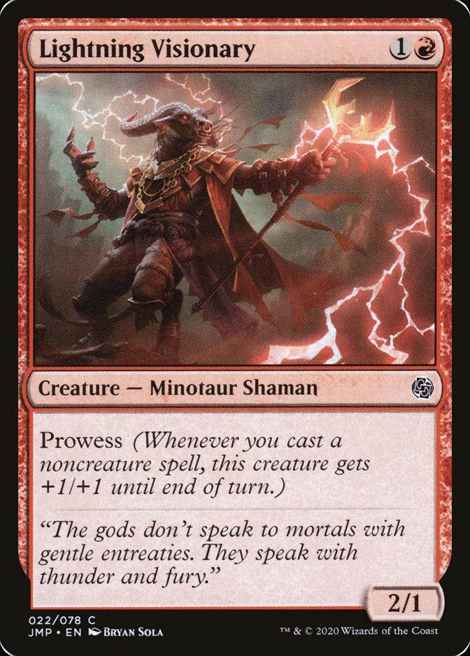 Lightning Visionary [JMP]