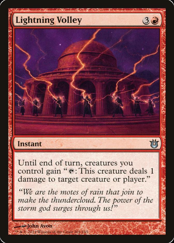 Lightning Volley [BNG]