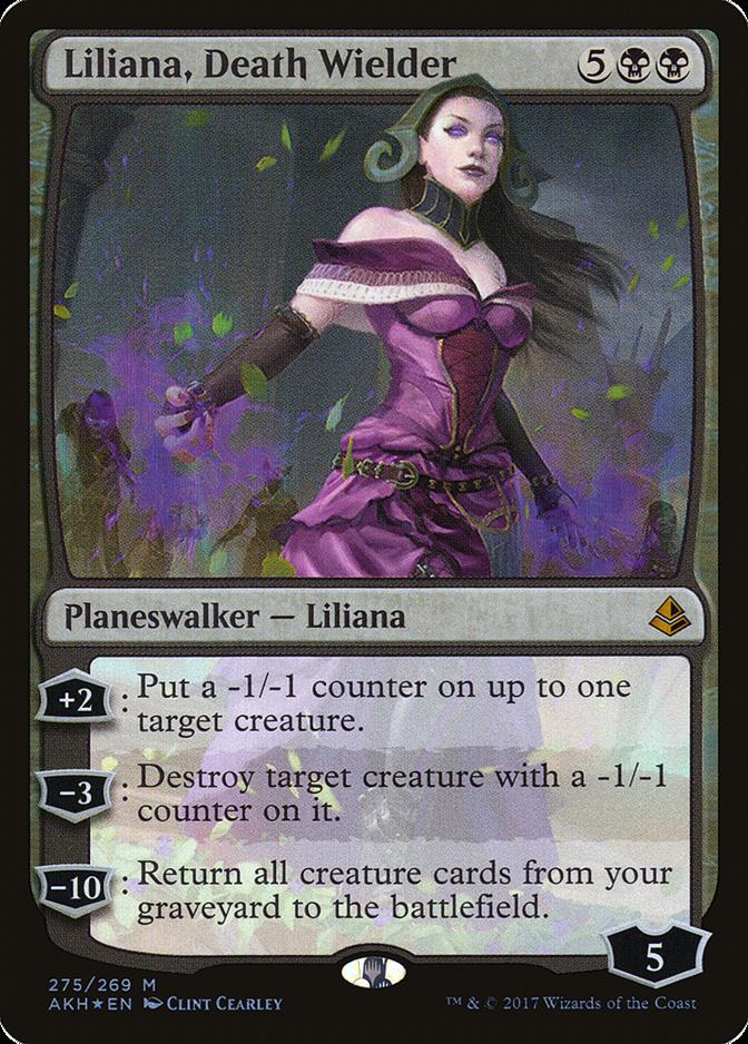 Liliana, Death Wielder [AKH]