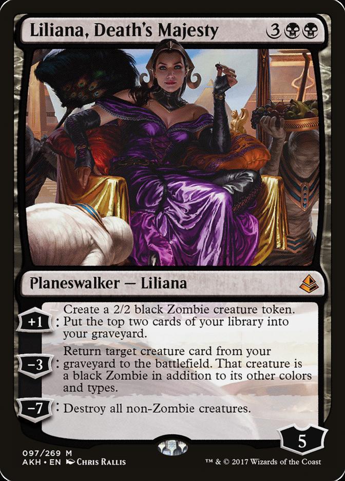 Liliana, Death's Majesty [AKH]