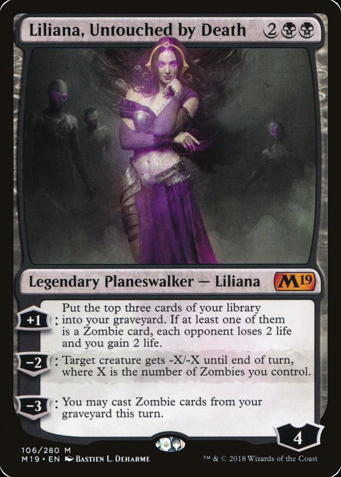 Liliana, Untouched by Death [M19]