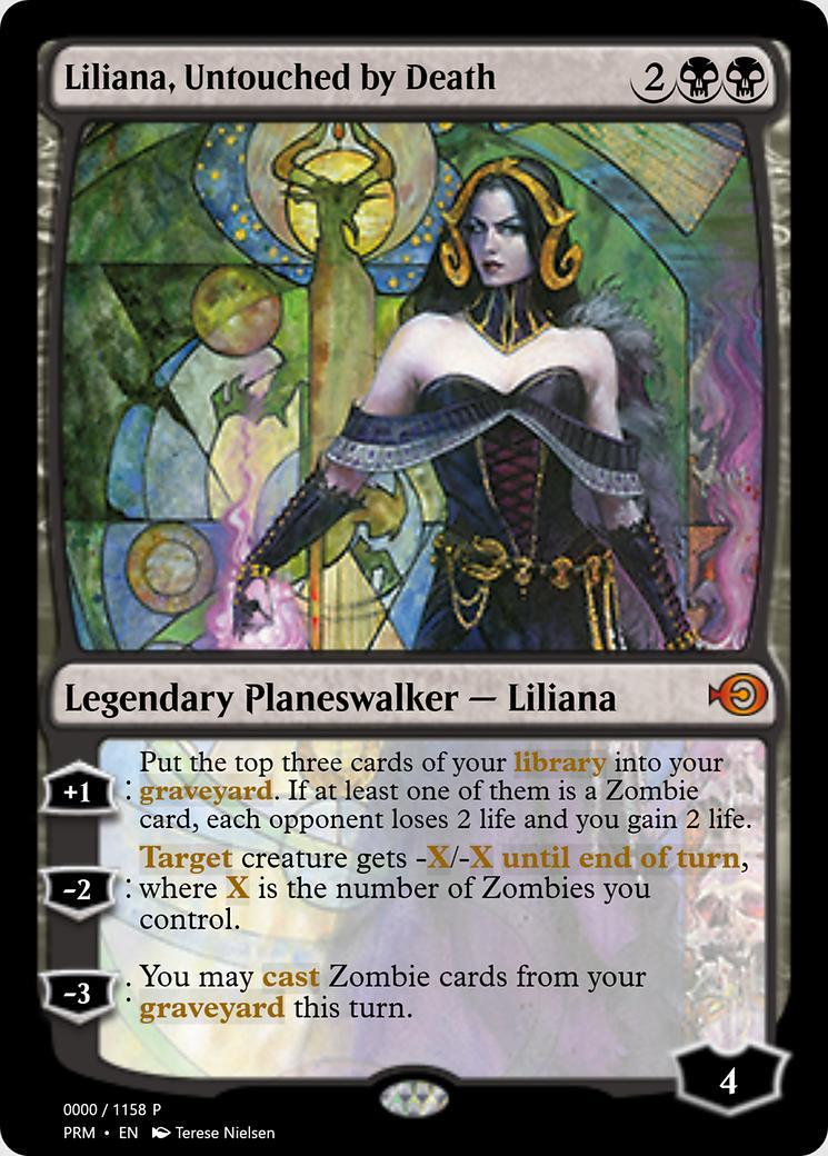Liliana, Untouched by Death [PRM]