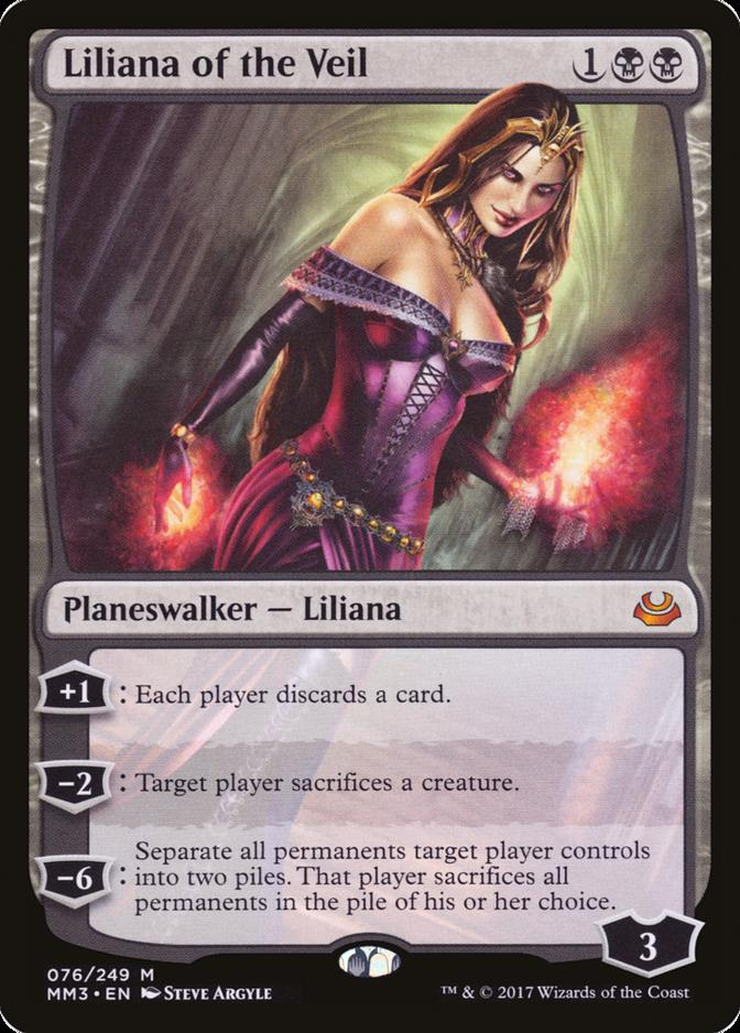 Liliana of the Veil [MM3]