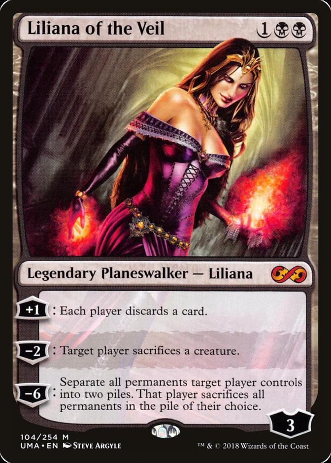 Liliana of the Veil [UMA]