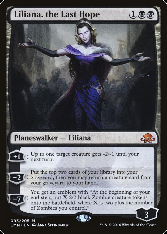 Liliana, the Last Hope [EMN]