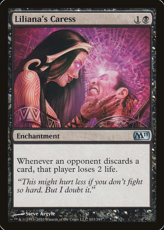 Liliana's Caress [M11]