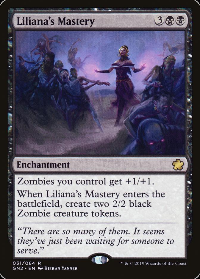 Liliana's Mastery [GN2]