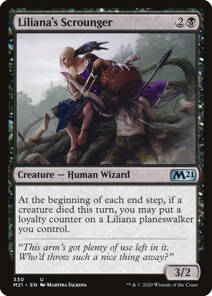 Liliana's Scrounger [M21]