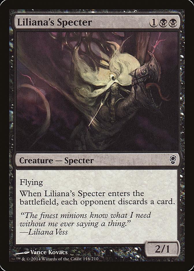 Liliana's Specter [CNS]