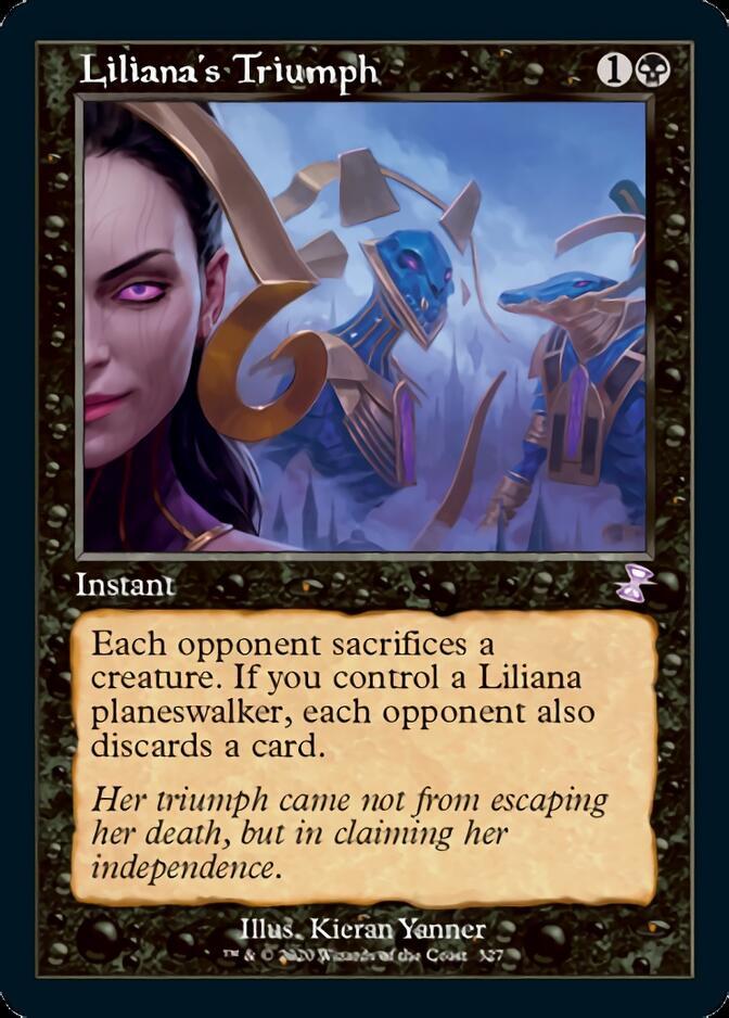 Liliana's Triumph <timeshifted> [TSR]
