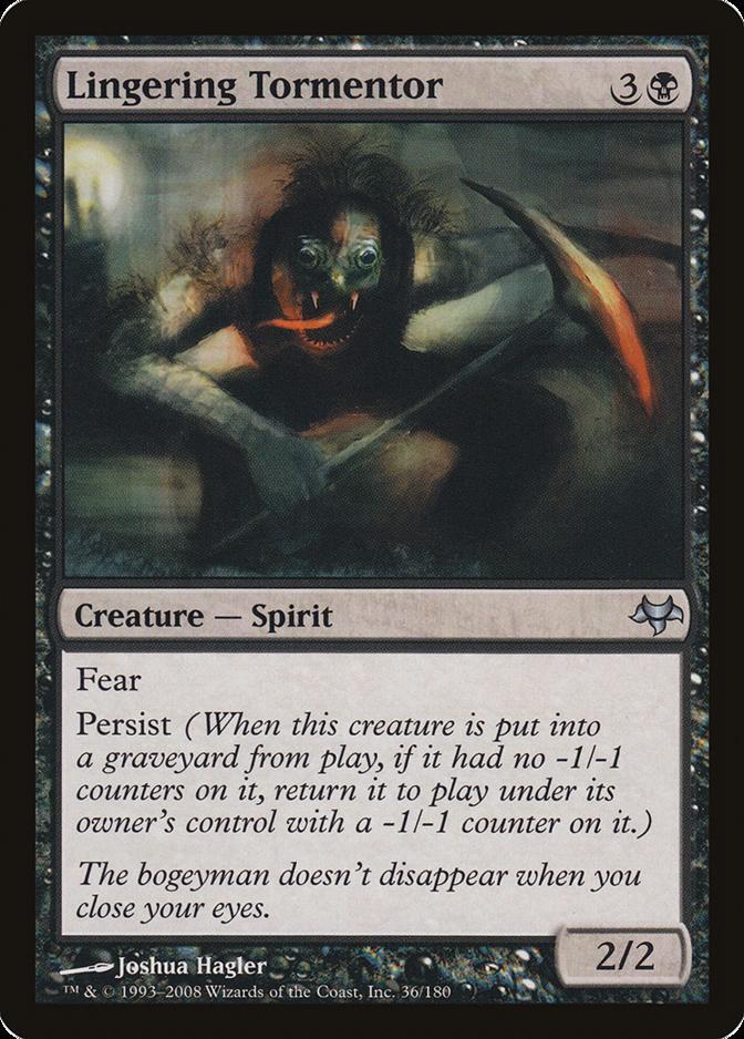 Lingering Tormentor [EVE]