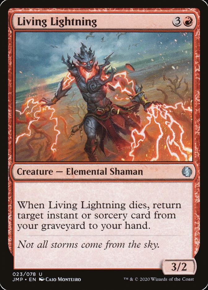 Living Lightning [JMP]