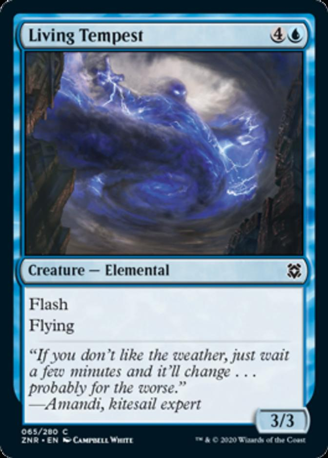 Living Tempest [ZNR]