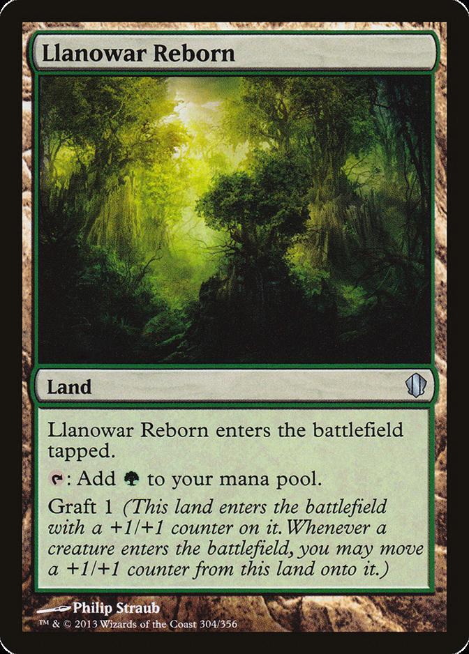 Llanowar Reborn [C13]