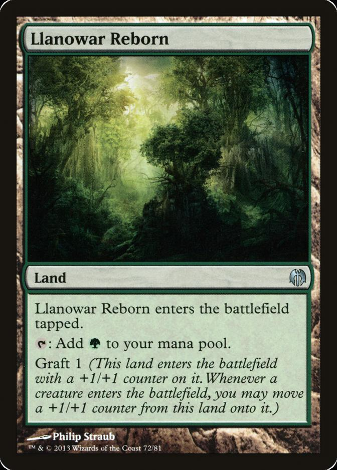 Llanowar Reborn [DDL]