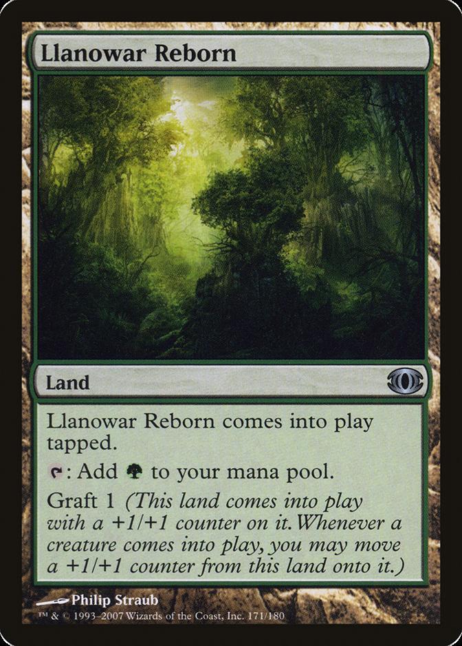 Llanowar Reborn [FUT]