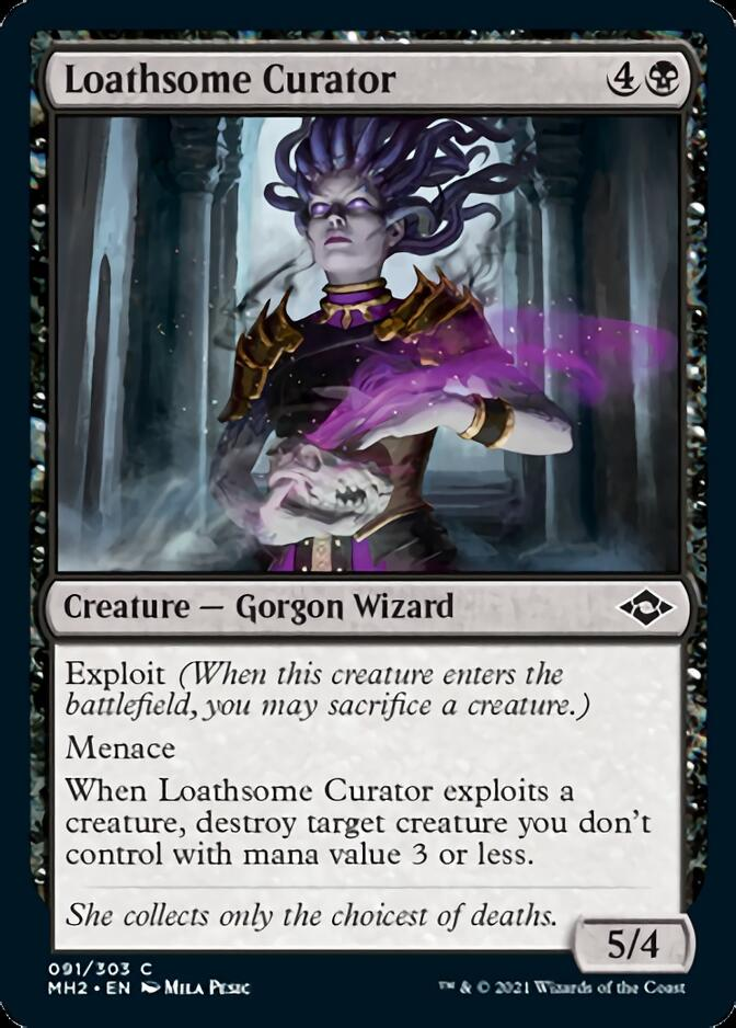 Loathsome Curator [MH2]
