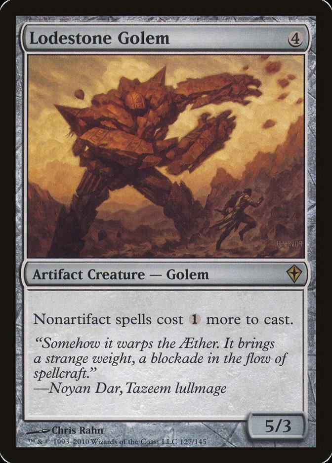 Lodestone Golem [WWK]