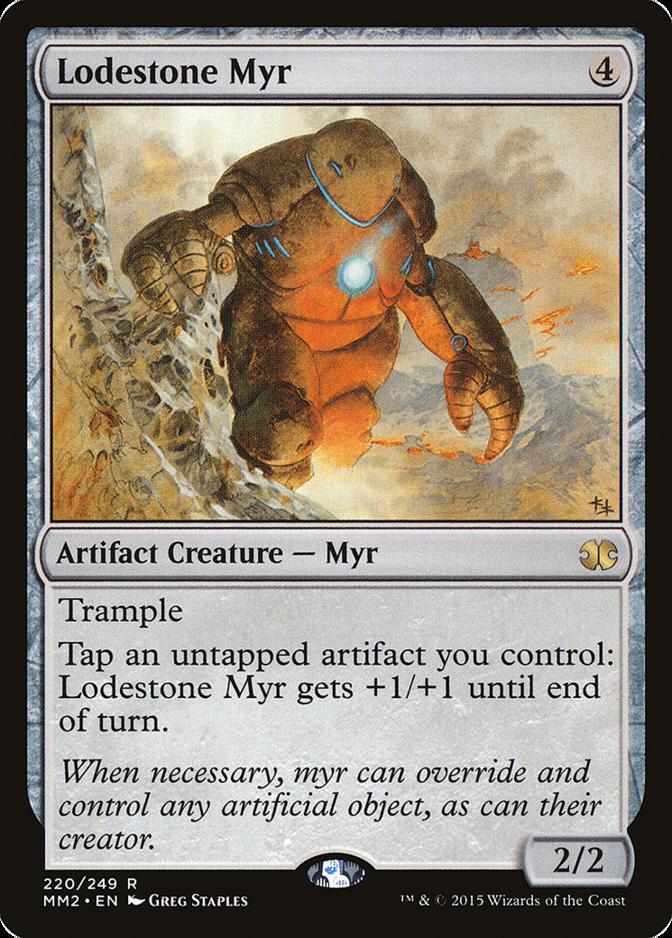 Lodestone Myr [MM2]