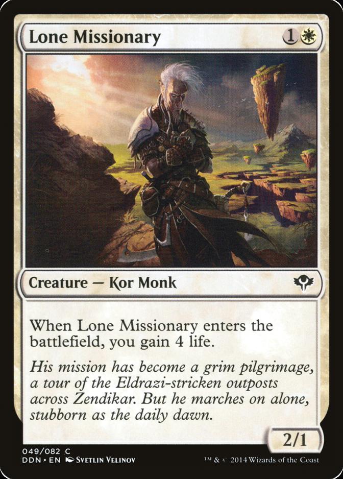 Lone Missionary [DDN]