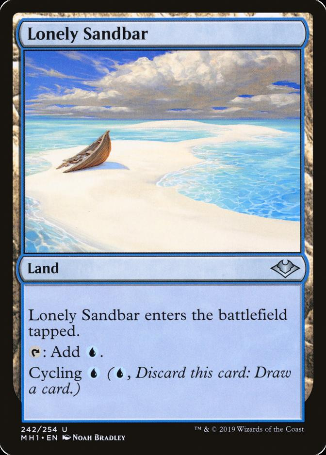 Lonely Sandbar [MH1]