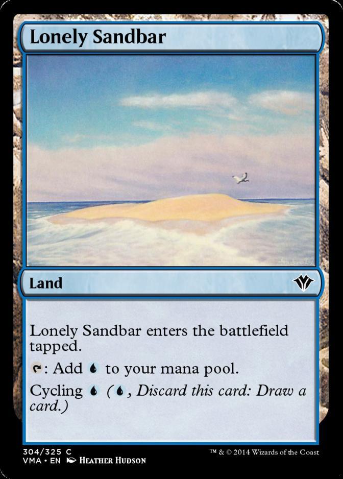 Lonely Sandbar [VMA] (F)