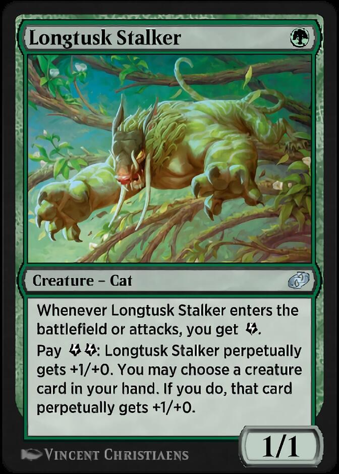 Longtusk Stalker [J21]